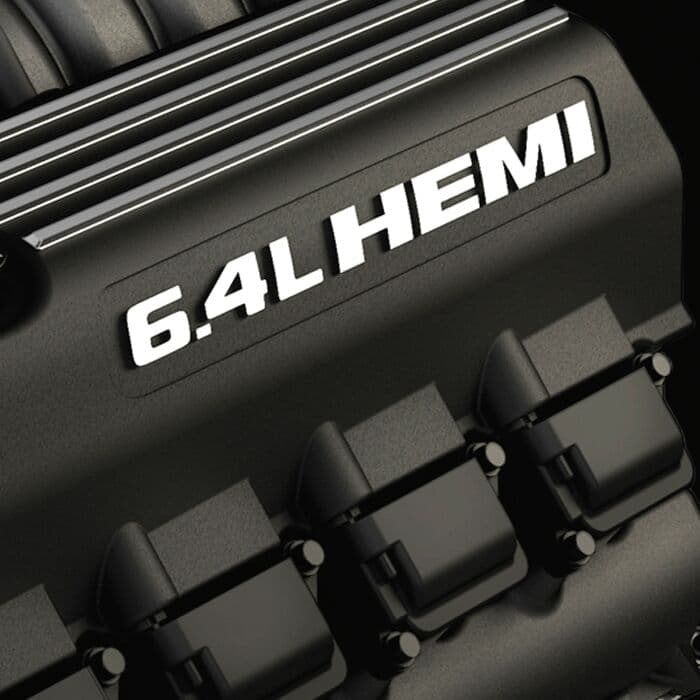 2019 Jeep Grand Cherokee SRT® 6.4L HEMI® V8