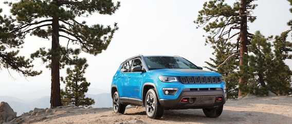 2020 Jeep Compass Trim Levels Sport Vs Latitude Vs Limited Vs
