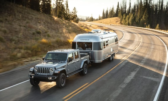 Jeep Grand Cherokee Towing Capacity >> 2019 Jeep Towing Capabilities How Much Can It Tow