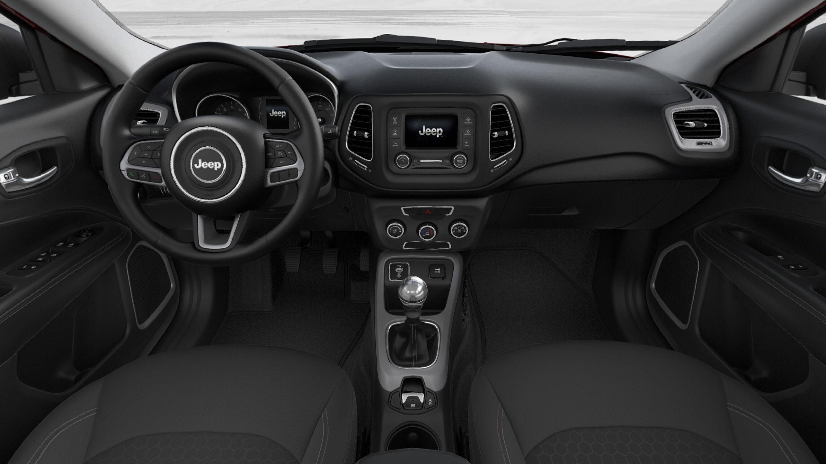 2018 jeep compass latitude vs sport trim mchenry il. Black Bedroom Furniture Sets. Home Design Ideas
