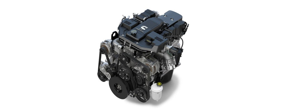 2018 RAM 2500 6.7L Cummins Turbo Diesel I6 Engine
