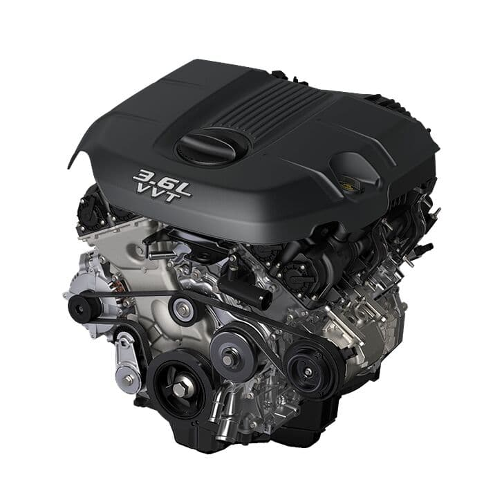 2019 Jeep Grand Cherokee 3.6L Pentastar® V6 Engine