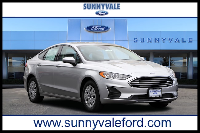 New 2019 Ford Fusion S for sale in San Jose, CA