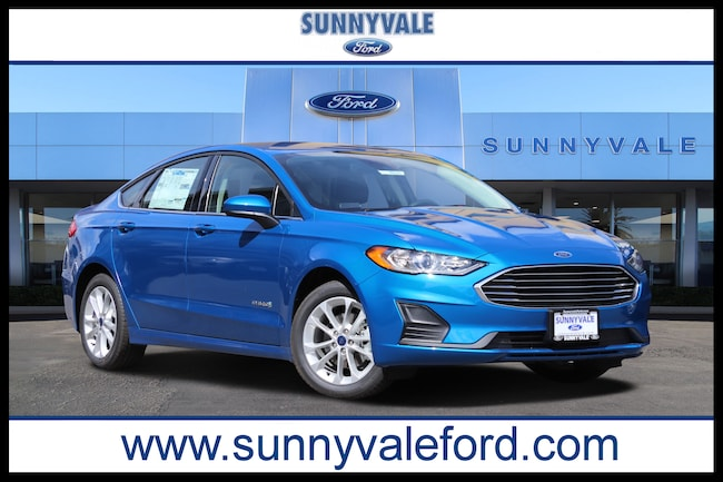 Ford Fusion Hybrid For Sale >> New 2019 Ford Fusion Hybrid For Sale Sunnyvale Ca Vin