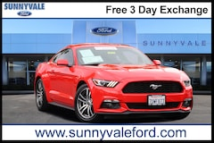 Certified Pre-Owned 2016 Ford Mustang Ecoboost Coupe 1FA6P8TH4G5226096 for Sale in Sunnyvale, CA
