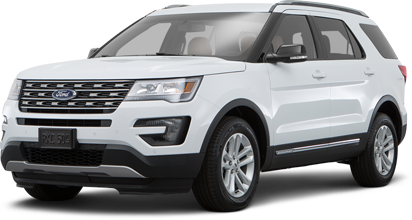 New Ford Explorer deals near San Jose - Sunnyvale Ford