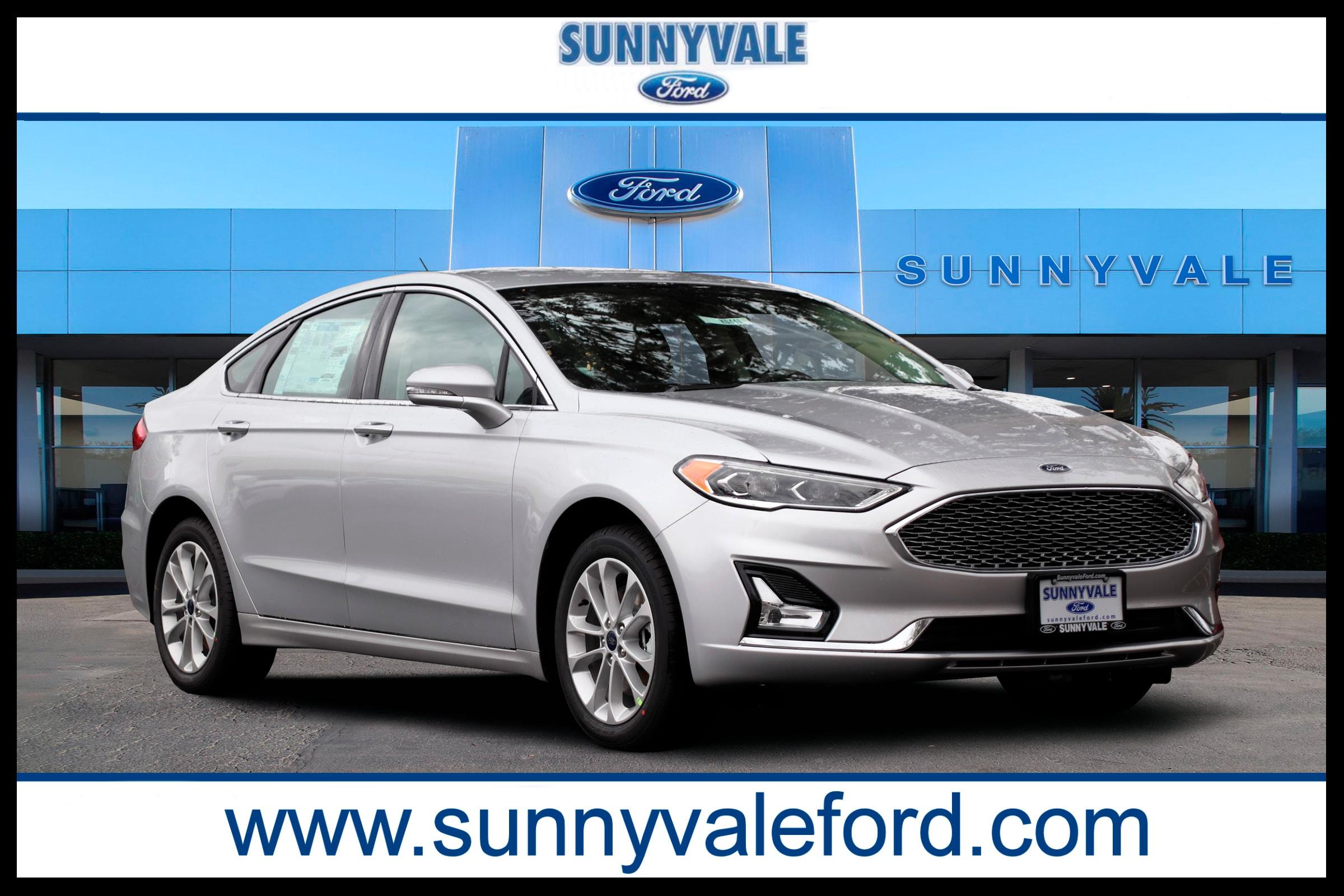 2019 Ford Fusion Energi Sedan