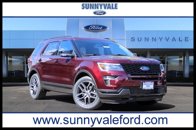 New 2019 Ford Explorer Sport for sale in San Jose, CA