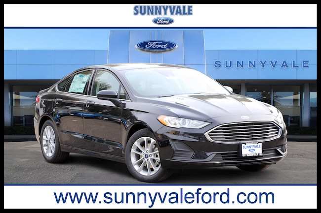 New 2019 Ford Fusion SE for sale in San Jose, CA