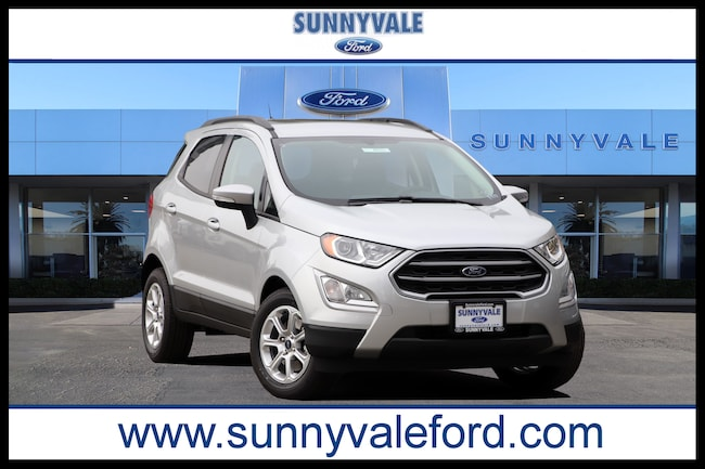 New 2019 Ford EcoSport SE for sale in San Jose, CA