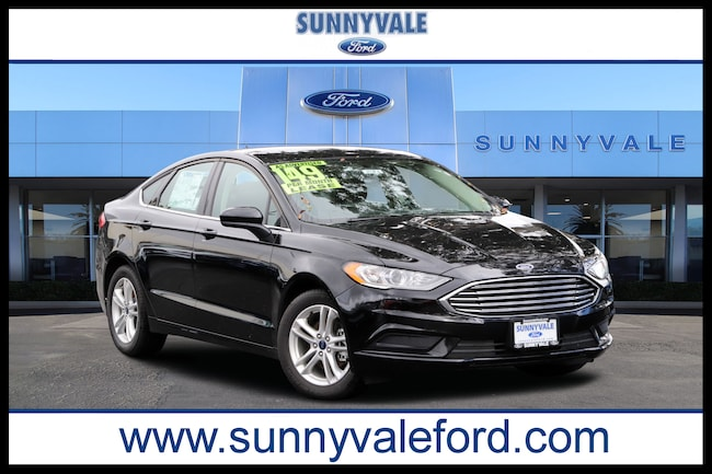 New 2018 Ford Fusion SE for sale in San Jose, CA