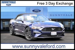 Certified Pre-Owned 2018 Ford Mustang Ecoboost Premium Convertible 1FATP8UH6J5156822 for Sale in Sunnyvale, CA
