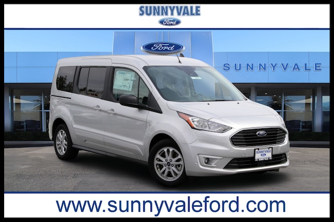 New 2019 Ford Transit Connect XLT for sale in San Jose, CA