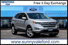 Certified Pre-Owned 2018 Ford Edge Titanium SUV 2FMPK4K90JBB43196 for Sale in Sunnyvale, CA