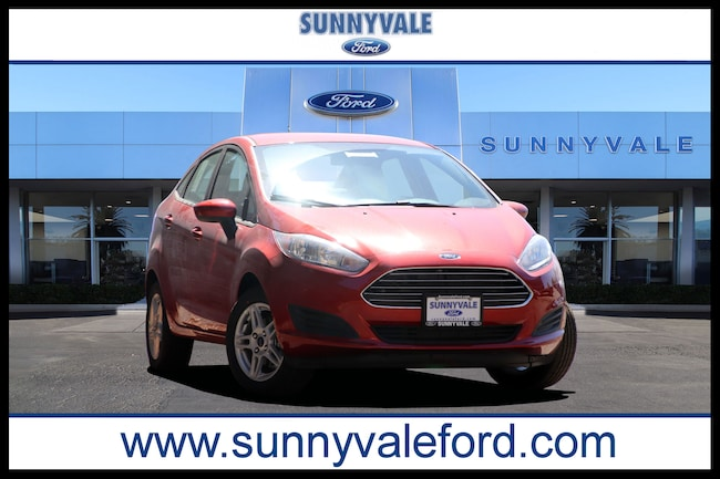 New 2019 Ford Fiesta SE for sale in San Jose, CA