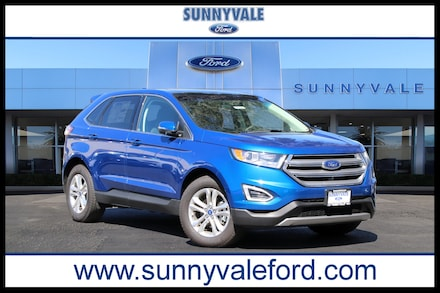 Featured New 2018 Ford Edge SEL for Sale in Sunnyvale, CA