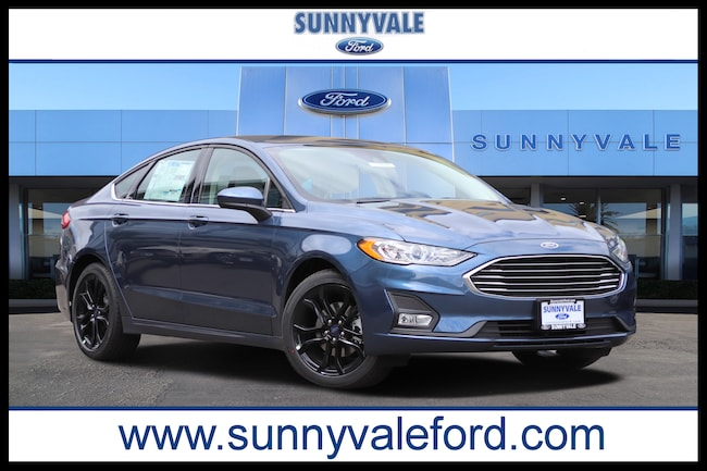 New 2019 Ford Fusion SE for sale in San Jose, CA