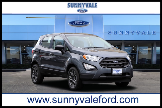 New 2019 Ford EcoSport S for sale in San Jose, CA