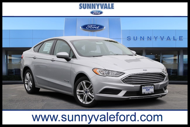 Ford Fusion Hybrid For Sale >> New 2018 Ford Fusion Hybrid For Sale Sunnyvale Ca Vin
