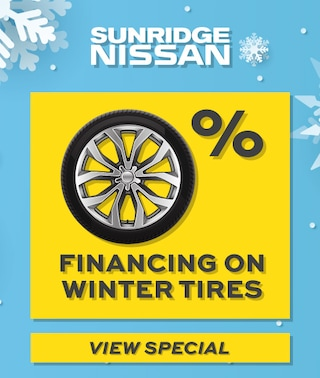 Winter Tire Offer