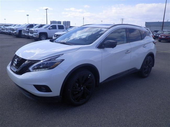 2018 Nissan Murano Midnight Edition - Demo Savings SUV