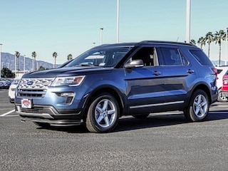 2019 Ford Explorer XLT FWD suv