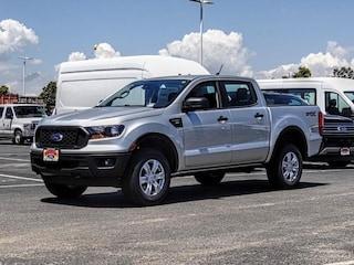 2019 Ford Ranger XL 2WD Supercrew 5 Box truck
