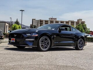 2018 Ford Mustang GT Fastback coupe