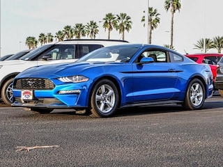 2019 Ford Mustang Ecoboost Fastback coupe