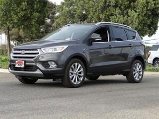 2018 Ford Escape Titanium FWD suv