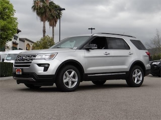 2018 Ford Explorer XLT FWD suv