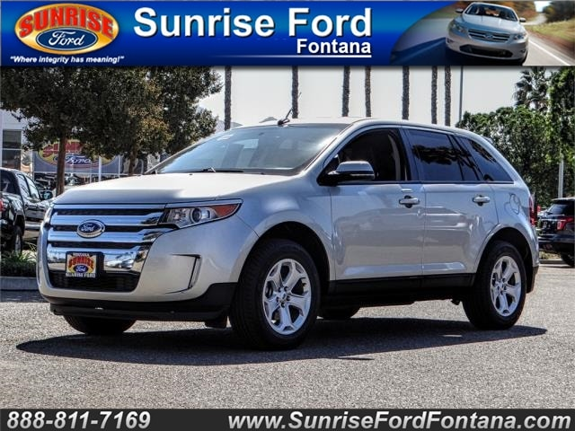 2014 Ford Edge 4DR SEL FWD suv
