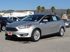 2017 Ford Focus Titanium Sedan sedan