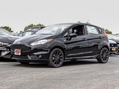 2019 Ford Fiesta ST Line Hatch sedan