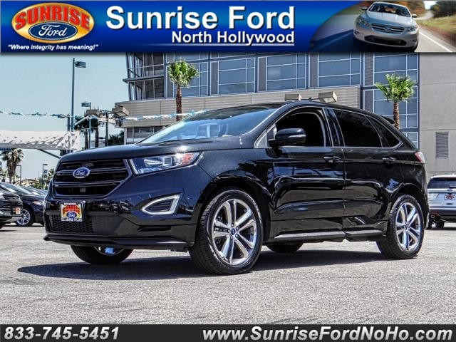 2015 Ford Edge 4DR Sport FWD suv