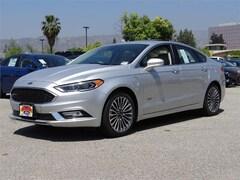 2017 Ford Fusion Energi Platinum FWD sedan