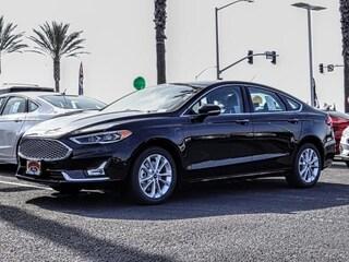 2019 Ford Fusion Energi Titanium FWD sedan