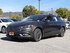 2017 Ford Fusion SE FWD sedan