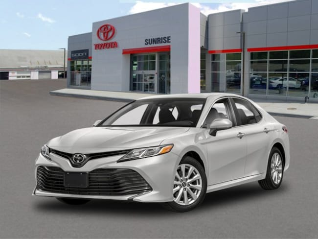 New 2018 Toyota Camry LE Sedan For Sale Long Island New York