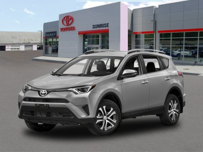 New 2018 Toyota RAV4 LE SUV For Sale Long Island New York