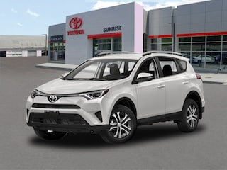 New 2018 Toyota RAV4 LE SUV For Sale Long Island