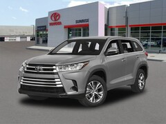 New 2018 Toyota Highlander LE Plus V6 SUV For sale Long Island
