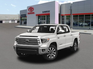 New 2018 Toyota Tundra SR5 5.7L V8 Truck CrewMax For Sale Long Island