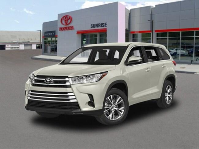 New 2018 Toyota Highlander LE Plus V6 SUV For Sale Long Island New York