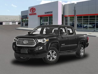 New 2018 Toyota Tacoma TRD Sport V6 Truck Double Cab For Sale Long Island