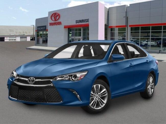 New 2017 Toyota Camry SE Sedan For Sale Long Island New York