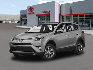 New 2018 Toyota RAV4 Hybrid XLE SUV For Sale Long Island