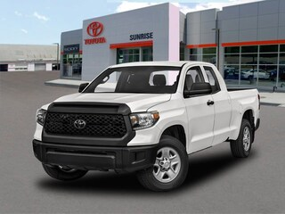 New 2018 Toyota Tundra SR5 4.6L V8 Truck Double Cab For Sale Long Island