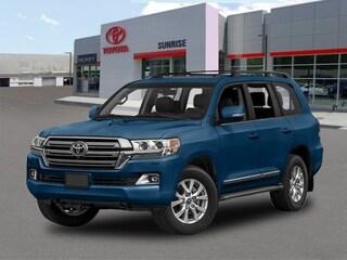 New 2018 Toyota Land Cruiser V8 SUV For Sale Long Island
