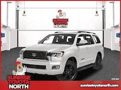 New 2018 Toyota Sequoia TRD Sport SUV Middle Island New York